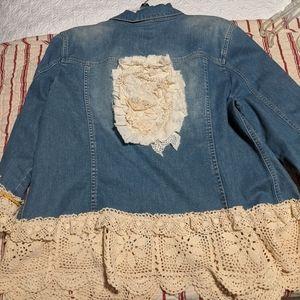 JJill denim jacket